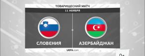 Słowenia 0:0 Azerbejdżan