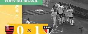Flamengo 1:2 Sao Paulo