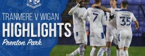 Tranmere 2:2 Wigan Athletic