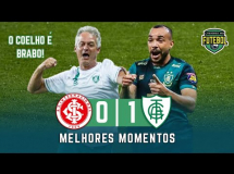 Internacional 0:1 Atletico Mineiro