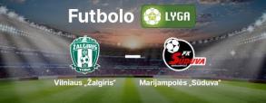 Żalgiris Wilno 3:0 Suduva Mariampol