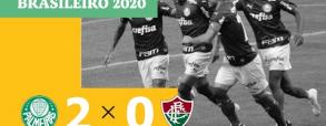 Palmeiras 2:0 Fluminense
