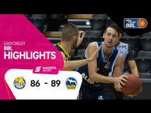 Oldenburg 86:89 ALBA Berlin