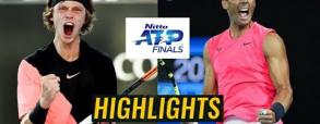 Rafael Nadal 2:0 Andrey Rublev