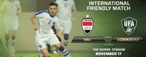 Uzbekistan 1:2 Irak