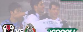 Japonia 0:2 Meksyk