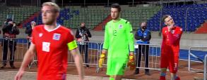 Luksemburg 0:0 Azerbejdżan