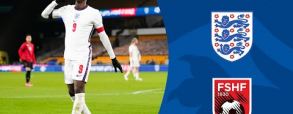 Anglia U21 5:0 Albania U21