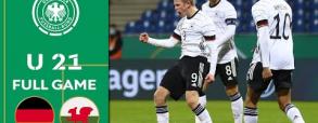 Niemcy U21 2:1 Walia U21
