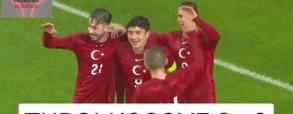 Turcja U21 3:0 Kosowo U21