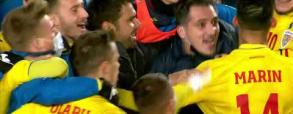 Rumunia U21 1:1 Dania U21