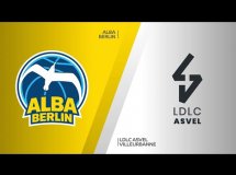 ALBA Berlin 76:75 Lyon-Villeurbanne