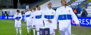 Grecja 0:0 Słowenia