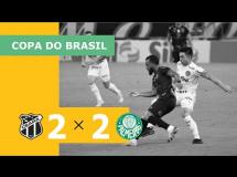 Ceara 2:2 Palmeiras