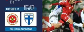 Malta U21 0:1 Finlandia U21