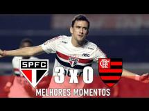 Sao Paulo 3:0 Flamengo