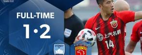 Shanghai SIPG 2:1 Sydney FC