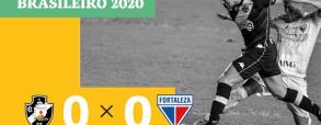 Vasco da Gama 0:0 Fortaleza