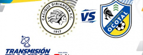 Diriangen FC 6:1 Deportivo Ocotal