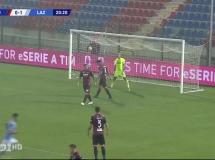 Crotone 0:2 Lazio Rzym