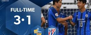 Shanghai Shenhua 0:2 Ulsan Hyundai FC
