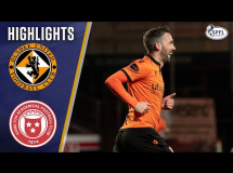 Dundee United 2:1 Hamilton