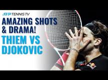 Dominic Thiem - Novak Djoković