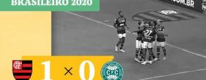 Flamengo 3:1 Coritiba