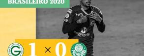 Goias 1:2 Palmeiras