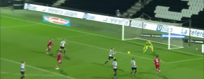 Angers 0:1 Olympique Lyon