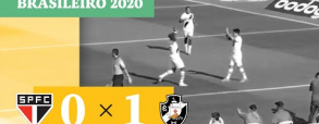 Sao Paulo 1:1 Vasco da Gama