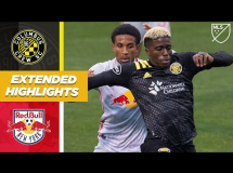 Columbus Crew 3:2 New York Red Bulls