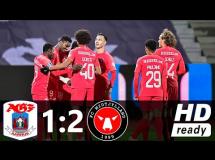 Aarhus 1:2 Midtjylland
