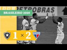 Botafogo 1:2 Fortaleza