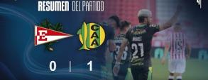 Estudiantes 0:1 Aldosivi