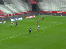 Reims 0:1 Nimes Olympique