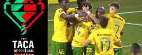 Oliveirense 0:4 Pacos Ferreira