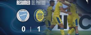 Godoy Cruz 0:1 Rosario Central
