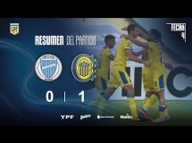 Godoy Cruz 0:1 Rosario Central