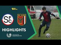 FK Smolevichy 0:3 Slavia Mozyr