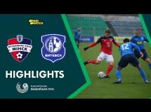 FC Minsk 2:2 Vitebsk