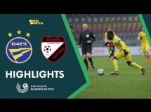 BATE Borysów 5:0 FC Belshina Bobruisk