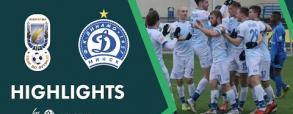 Energetik-BGU Minsk 2:3 Dynamo Mińsk
