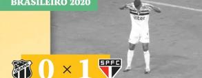 Ceara 1:1 Sao Paulo