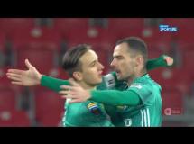 Widzew Łódź 0:1 Legia Warszawa