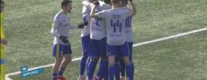 Zhetysu 1:2 FC Astana