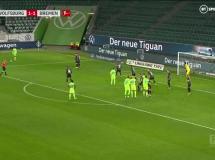 VfL Wolfsburg 5:3 Werder Brema