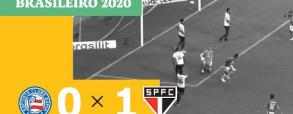 Bahia 1:3 Sao Paulo