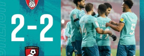 Rotherham United 2:2 AFC Bournemouth