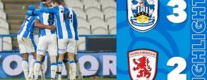 Huddersfield 3:2 Middlesbrough